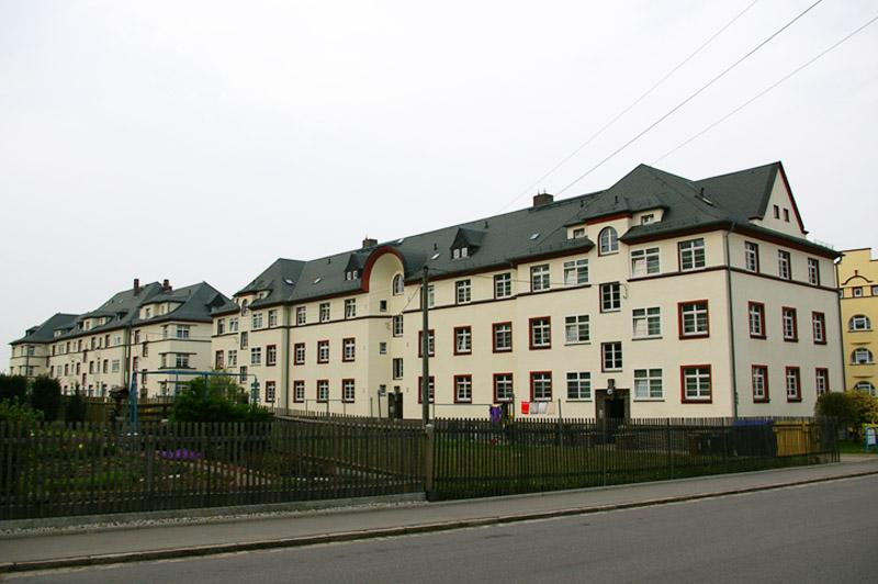 APP Schindeln Wohnungsbaugenossenschaft Burgstädt